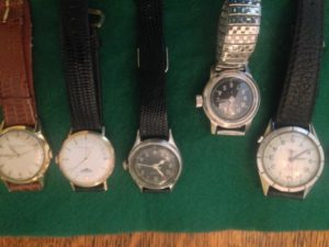 Virginia Beach Vintage Watch Dealer