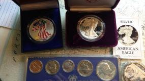 silver coin antique dealer virginia beach