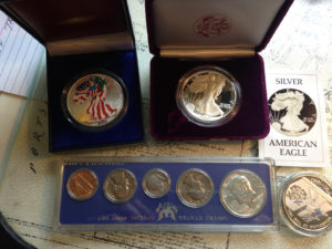 silver coin antique dealer virginia beach