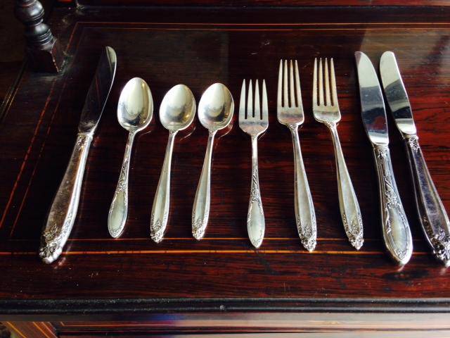 We Buy Silver Coins Sterling Silver Flatware And