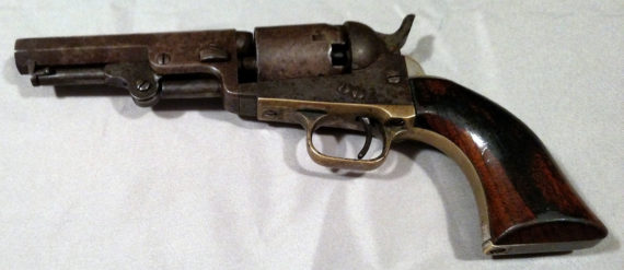 vintage antique colt pistol virginia beach