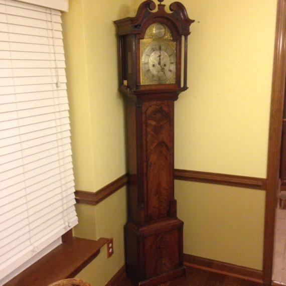 grandfather clock antique