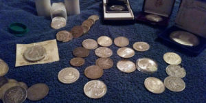 Sell your coin collection locally
