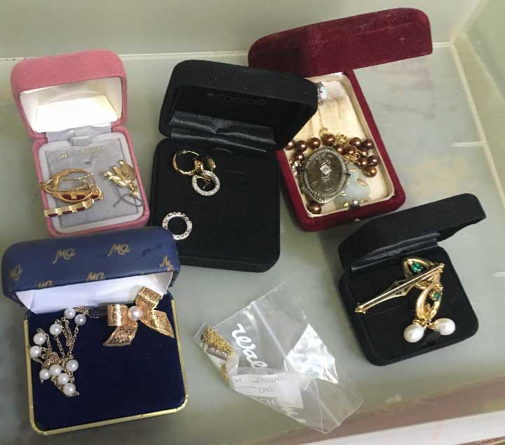 silver and gold jewelry purchase norfolk